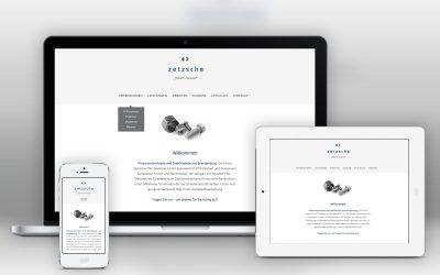 Die neue Webseite ist online